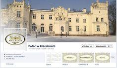 Cover photo Pałacu w Krześlicach