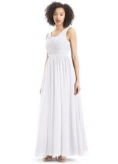 Ellen is a floor-length bridesmaid dress with an A-line e1e0db7b9ebe