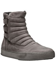 Bruno Bordese - Padded hi top 1 #shoes #farfetch