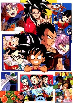 Dragon Ball GT. I have mixed feelings about this series. On one hand, I enjoy the fact that Dragon Ball even continued. But on the other, the storyline was skewed and there were parts that just didn't really click for the fans.