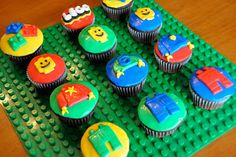 The Years Are Short: Lego Party