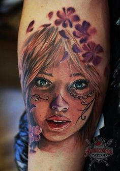 Photo #916 hammersmith tattoo london Ivan Bor - Ivan Bor / Tattoo Artist Colour Tattoos - Tattoo Art - Tattoo London