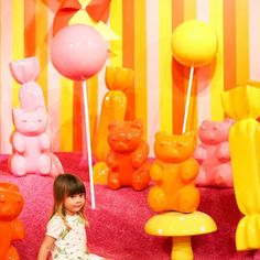 Dinosaur lost in a candy forrest filled with giant gummy bears?! @museumoficecream - this installation is amazing! Thank you so much for the incredible photo @littlehiccups!   #mitzaccessories #dinosaur #dinosaurs #icecream #candy #candyland #gummybears #kidsclothing #childrensfashion #fashion #photooftheday #photography #creativefood #kidsstyle #stylish #sostylish #parents #kids #kidsofinstagram #instakids #instagood #instalove #amazingshot #loveit