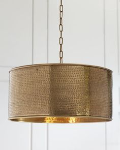 Shop Textured Drum Pendant at Horchow, where you'll find new lower shipping on hundreds of home furnishings and gifts. Large Pendant Lighting, 3 Light Pendant, Drum Pendant, Drum Chandelier, Dining Room Lighting, Outdoor Lighting, Kitchen Lighting, Chandeliers, Drum Lighting