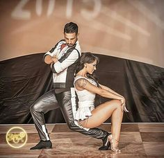 Daniel&Desiree Bachata Salsa Cam