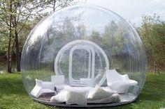 $1,404.49 Transparent Inflatable Bubble Tent