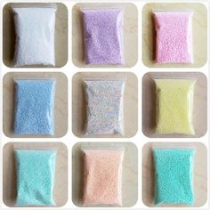 10g/bag Macarons Light Colors Pastel Foam Beads Colorful Polystyrene Foam Balls Styrofoam Mini Floam Beads Balls Crafts Price: 8.99 & FREE Shipping #fashion|#tech|#home|#lifestyle Home Wedding, Festival Party, Macarons, Light Colors, Party Supplies, Balls, Festive, Pastel, Tech