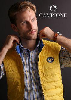 Mode vom Herrenausstatter CLAUDIO CAMPIONE ist abwechslungsreich und edel- eben ein bisschen anders.
