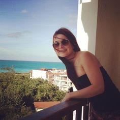 Noémie a Cuba