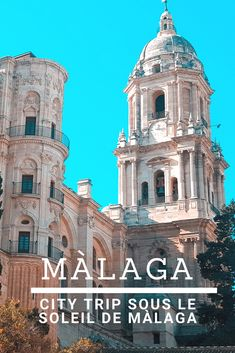 Destinations D'europe, Wherever You Will Go, Malaga City, Voyage Europe, Costa, Andalusia, Travel Information, Spain Travel, Adventure Travel