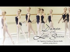Dance of the Little Swans: Vaganova Academy auditions young dancers (RT Documentary) - YouTube