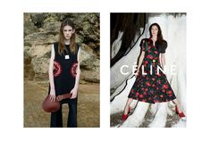 debda40357 Introducing the Celine Summer 2015 ad campaign photographed by Juergen  Teller featuring American author Joan Didion