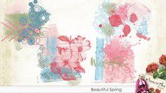 Beautiful Spring Art Transfers