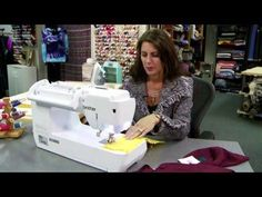 How To Create A Blind Hem Stitch With A Blind Hem Foot At Home
