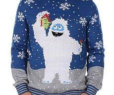 Romantic Yeti Sweater