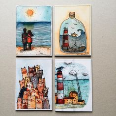 "1,696 Likes, 21 Comments - Tania Samoshkina (@tania_samoshkina_art) on Instagram: ""Есть обложки на паспорт с моими иллюстрациями. В наличии сейчас только эти картинки. С…"""
