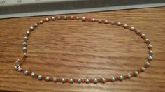 Seed bead necklace for sale