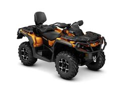 New 2016 Can-Am Outlander Max Limited 1000R ATVs For Sale in Texas. 2016 Can-Am Outlander Max Limited 1000R, 2016 Can-Am® Outlander Max Limited For the rider who wants it all, we re got you covered. Featuring performance suspension, premium wheels, strategically placed controls, and unmatched versatility, the Outlander MAX LIMITED is the most luxurious ATV available. Features May Include: CATEGORY-LEADING PERFORMANCE The most powerful ATV engine in the industry. Fed by a 54-mm throttle body…