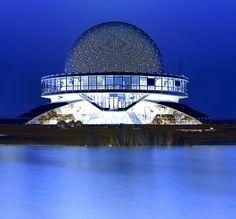 Planetarium Galileo Galilei, Buenos Aires, Argentina