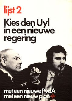 Pieter Brattinga Political Posters, Netherlands, Editorial, Typography, Politics, Movie Posters, Design, Art, History