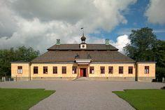 Skogaholm Manor at open air museum Skansen in Stockholm.