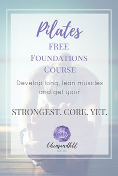 Here's the deal friends, if your looking for a body that is strong, supple a… – Exercise Pilates Ring Exercises, Pilates Body, Pelvic Floor Exercises, Pilates Reformer, Fun Workouts, At Home Workouts, Barre Workout, Yoga Tips, Teaching Tips