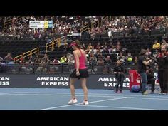 …IPTL 2016 Match 3: Shot of the Day -- IPTL - International Premier Tennis League ..  …Watch UAE Royals' Martina Hingis as she plays the drop shot with much ease. #BreakTheCode.