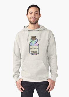Le secret de votre personnalité dans une bouteille et sur un pull tout doux. Pour la licorne en vous !  Découvrez toute notre gamme de vêtements homme, femme et enfant, ainsi que des millions de designs d'artistes indépendants sur Redbubble.