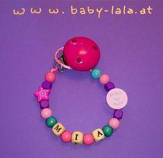 Schnullerkette Mia Bracelets, Jewelry, Jewlery, Jewerly, Schmuck, Jewels, Jewelery, Bracelet, Fine Jewelry