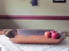 Relcaimed Barn Wood Tray Reclaimed Oak Tray от KentuckyVintageFarm, $95.00