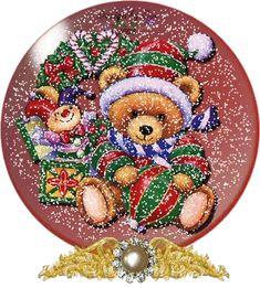 Glitter Gif, Christmas, Free Animated Gifs, Snowball, Xmas, Navidad, Noel, Natal, Kerst