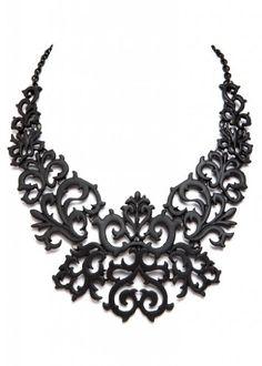 Beautiful Black Lace Look Tattoo Look - Shopifx.com