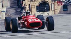 1967 Monaco. Chris Amon