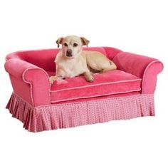 Pet Sofa Bed, Pink