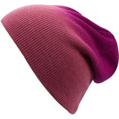 Fuchsia Ombre Gradient Beanie Skull Cap Hat ($15) ❤ liked on Polyvore featuring accessories, hats, fuchsia, skull hat, skull cap hat, beanie cap, beanie cap hat and caps hats