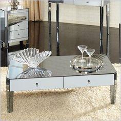 Standard Furniture Parisian Rectangle Coffee Table