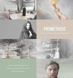 this is the story of how i died, breakanyballerinasheart:    Star Wars + Greek...