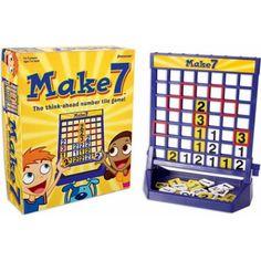 Make 7 Game, Multicolor