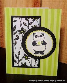 Stamping Serenity: Party Pandas SAB Sneak Peek for #tttc025