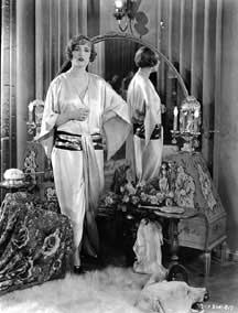 Constance Talmadge via Silent Ladies - Old Hollywood Glamour Vanity