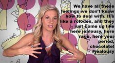 Girl code #jealousy... So true!