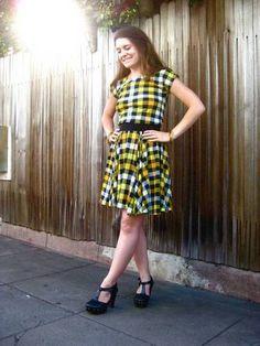 julibooli@Craftster harvest dress - CLOTHING