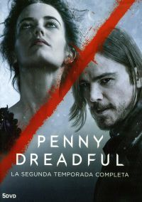 Penny Dreadful. Segunda temporada completa #cine #cinema #películas #pel·lícules #film #biblioteca #movies