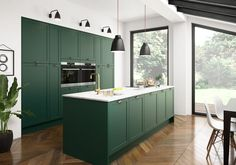 The best kitchen design ideas for your home in This expert trends round up reveals the latest modern kitchen ideas and contemporary kitchen trends from storage to two-tone kitchens. Kitchen Trends 2018, Kitchen Color Trends, Kitchen Chairs, Kitchen Furniture, Kitchen Decor, Kitchen Ideas, Urban Furniture, Best Kitchen Designs, Modern Kitchen Design