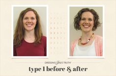 type 2 dress your truth | ... Dressing Your Truth makeover? Share your positive comments below
