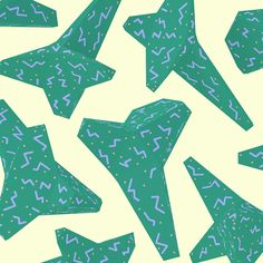 XX14 July Patterns by Andrew Wagner, via Behance