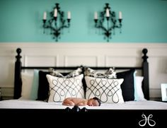 Gorgeous bedroom colors
