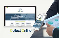 I present to you; the new Collect Online website!
