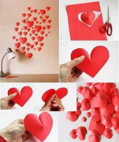 Crochet Patterns For Beginners, Knitting Patterns, Paper Crowns, Boyfriend Crafts, Saint Valentine, Mermaid Blanket, Love Craft, Valentine's Day Diy, Valentine Day Crafts