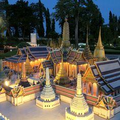 Mock up grand palace bangkoh (Thailand) @mini siam,pattaya
